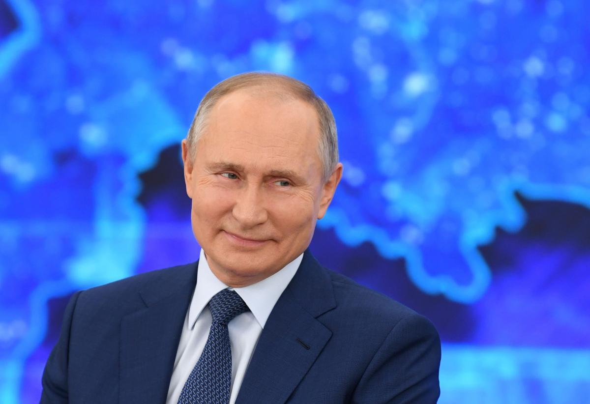 """""""Чому ви вважаєте, що ми недоумки?"""", - задав Путін питання / фото REUTERS"""