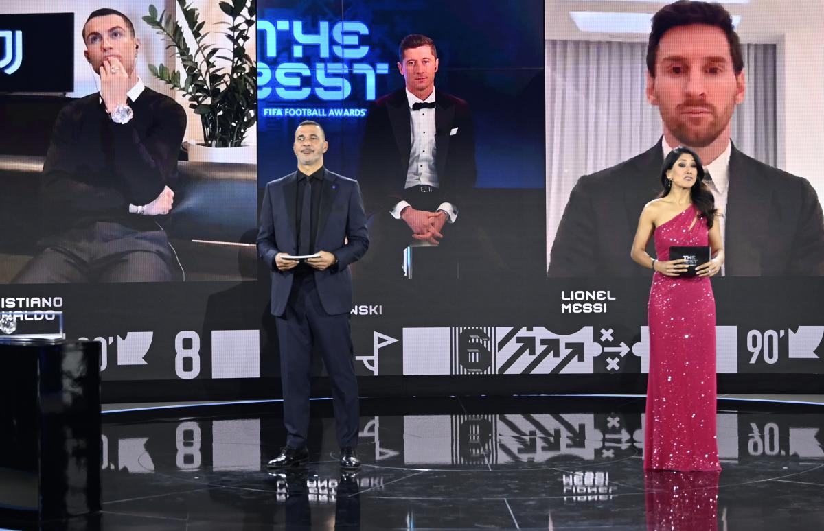 Церемония ФИФА The Best / фото REUTERS