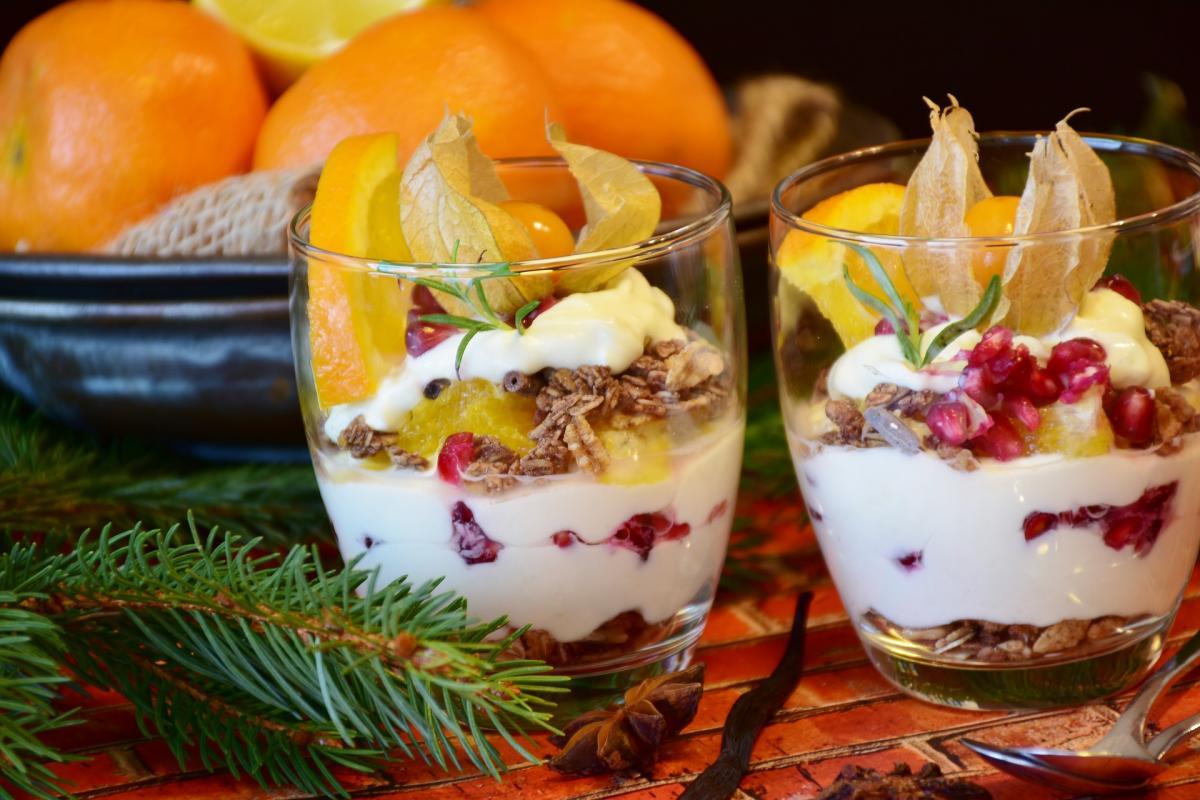 Десерты на Новый год - рецепты / фото pixabay.com