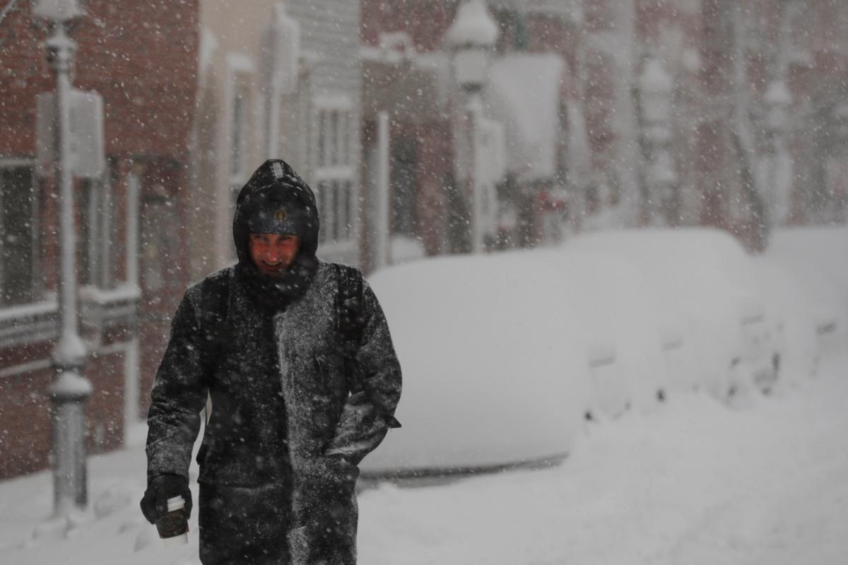 Украина страдает от холодов / фото REUTERS