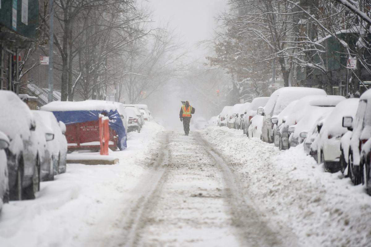 """""""Укравтодор"""" розповів про боротьбу зі снігом на дорогах / REUTERS"""