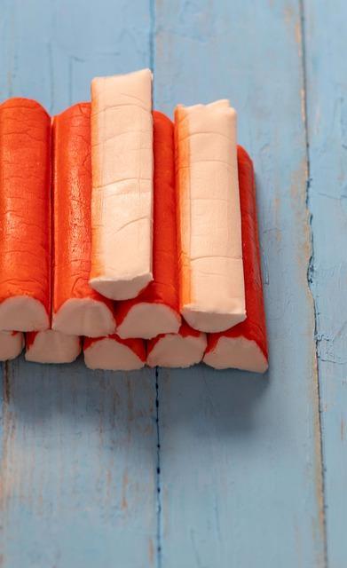 Крабовые палочки на Новый год / фото pixabay