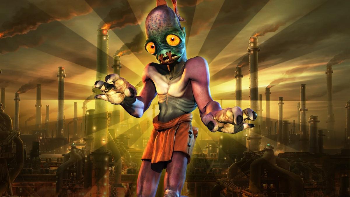 Роздача Oddworld: New 'n' Tasty закінчиться 19 грудня о 18:00 / фото Oddworld Inhabitants