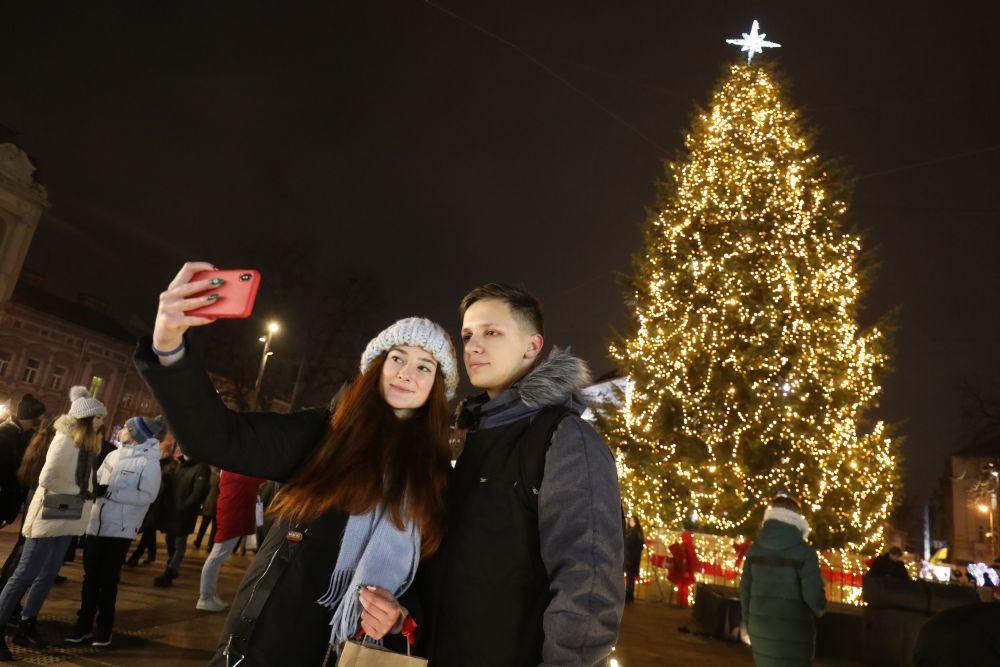 Украина готовится к локдауну после праздников / фото ЛГС / Роман Балук