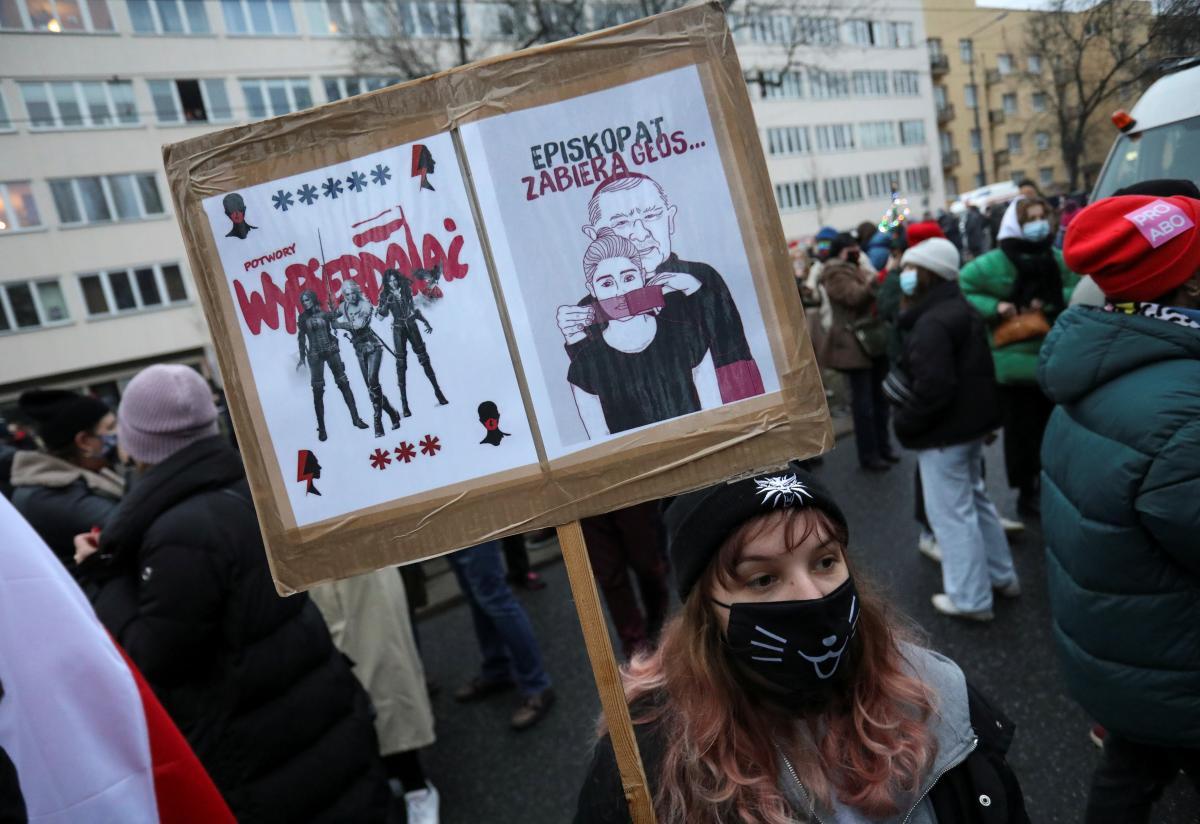В Польше резко ухудшилось отношение населения к церкви / REUTERS