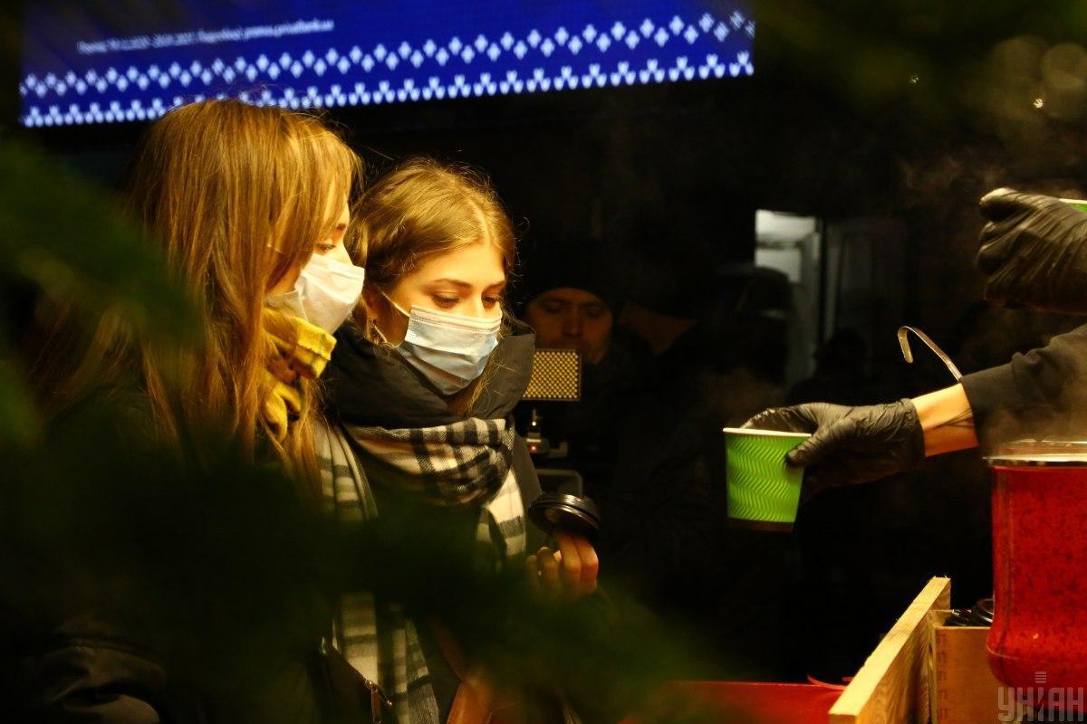 В Украине 6545 новых случаев коронавируса / фото УНИАН