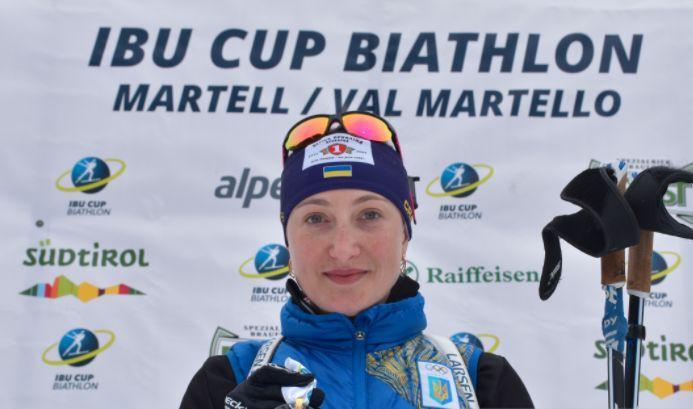 Ольга Абрамова планирует вернуться в биатлон / фото biathlon.com.ua