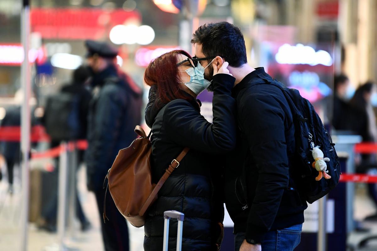 В Британии распространяется новый штамм коронавируса / фото REUTERS