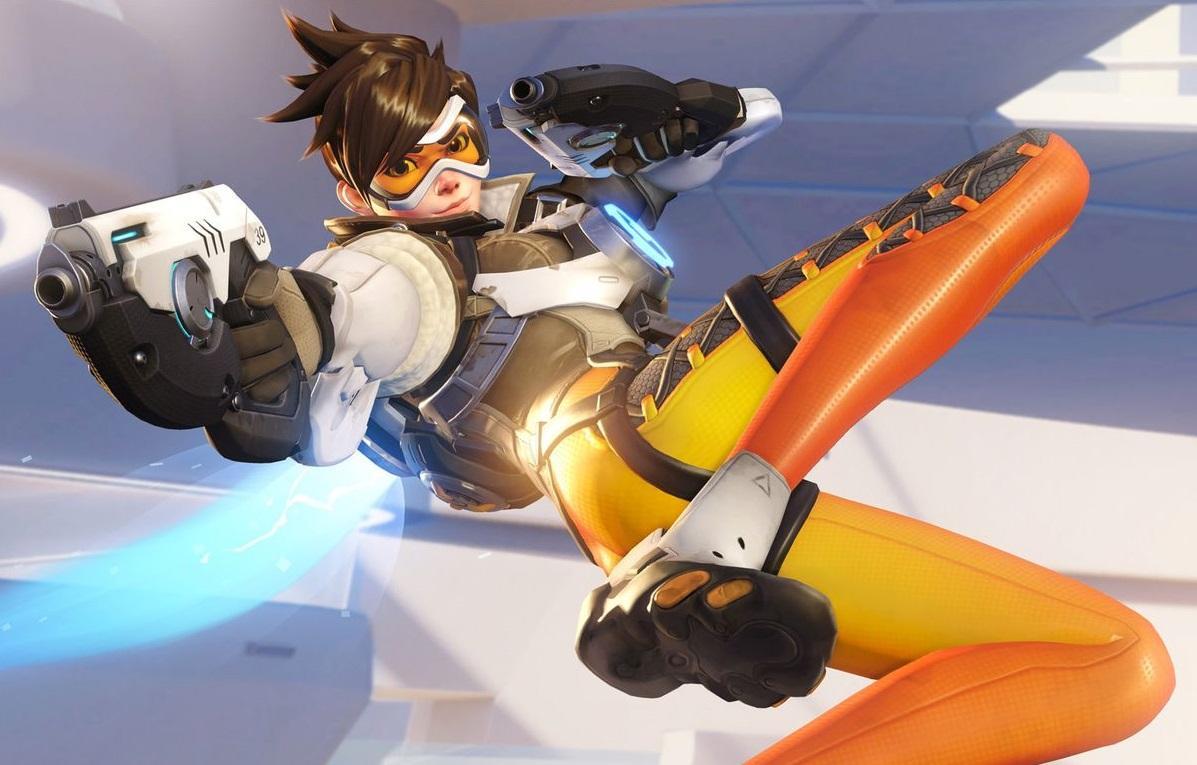 Бета-тест кроссплея должен начаться в Overwatch до 1 июля /фото blizzard.com