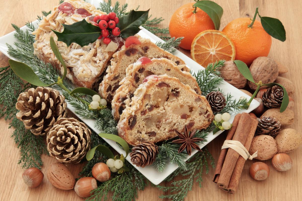 Рецепт рождественского кекса / фото ua.depositphotos.com