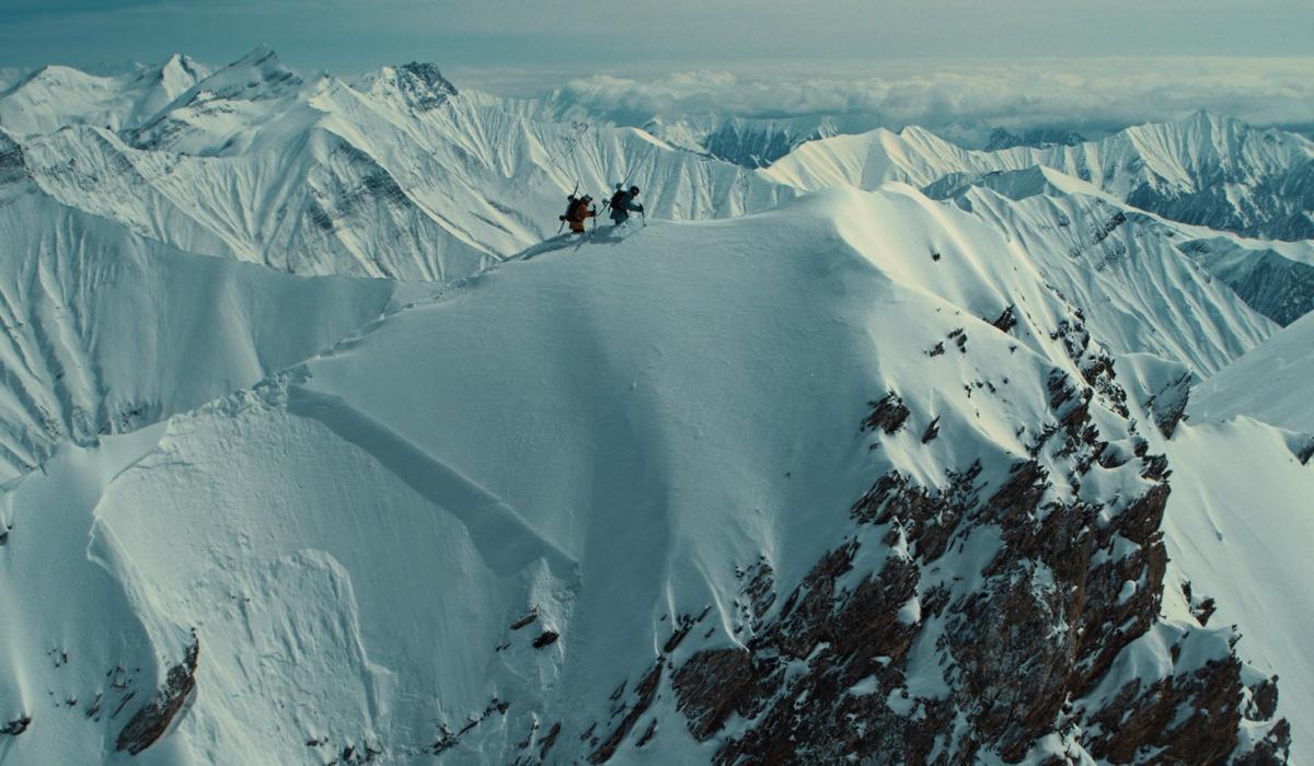Кадр из фильма «Пик страха»