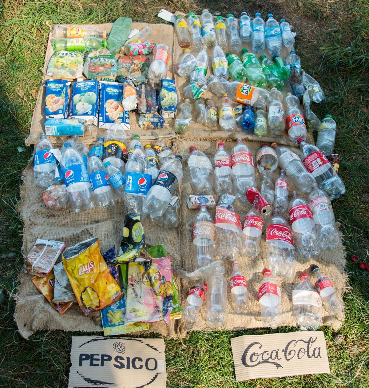 За словами Анастасії, досортування відходів вдома дозволяє зрозуміти своє споживання / фото ГО Zero Waste Society
