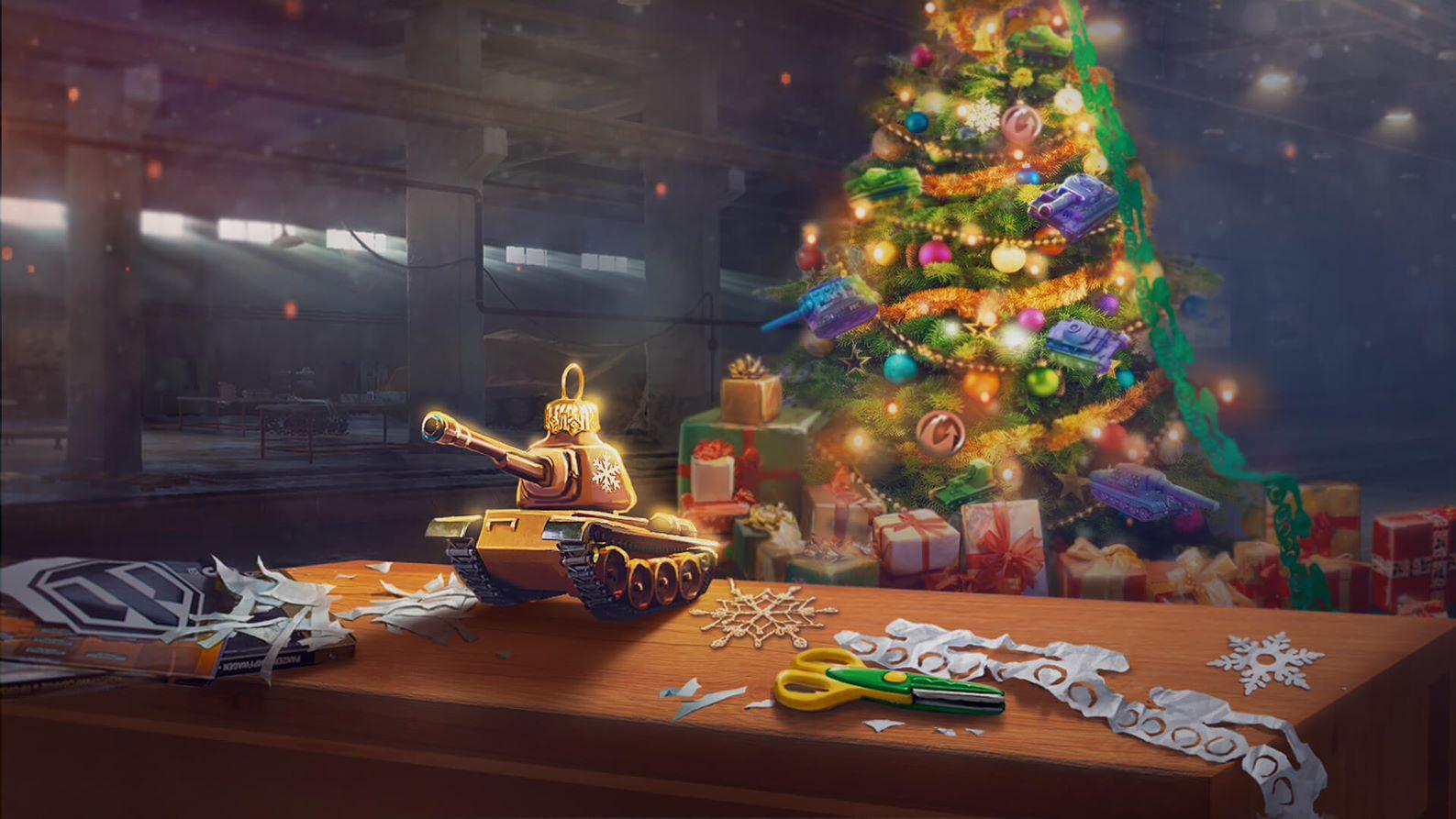 Поклонников World of Tanks ожидает много ценных призов от разработчиков / фото wargaming.net