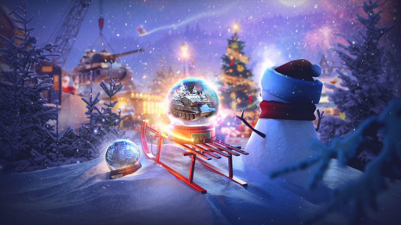 Одним из главных подарков в Blitz станет новыйтяжелый французский танк / фото wargaming.net