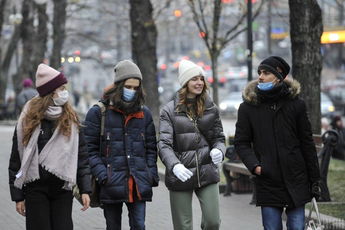 В Украине уже более миллиона человек заболели коронавирусом / фото УНИАН