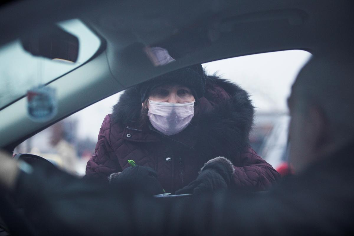 Коронавирус в Киеве - статистика 22 декабря / фото REUTERS