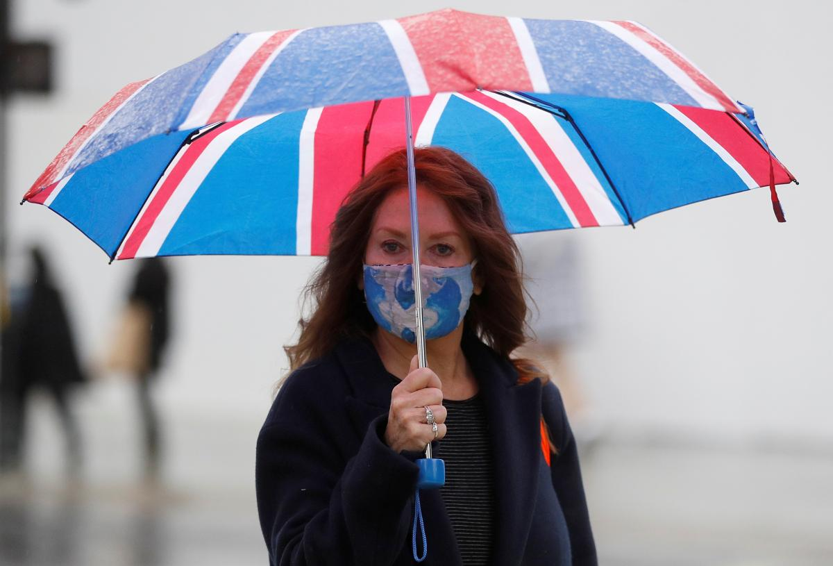 В британии действуеттретий с начала пандемии общенациональный локдаун\ фото REUTERS
