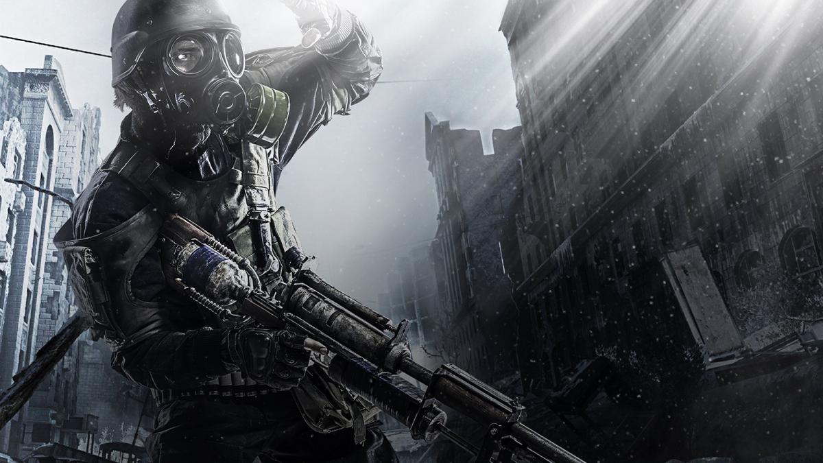 Metro 2033-перша частина постапокаліптичної трилогії від українських розробників / фото 4a Games