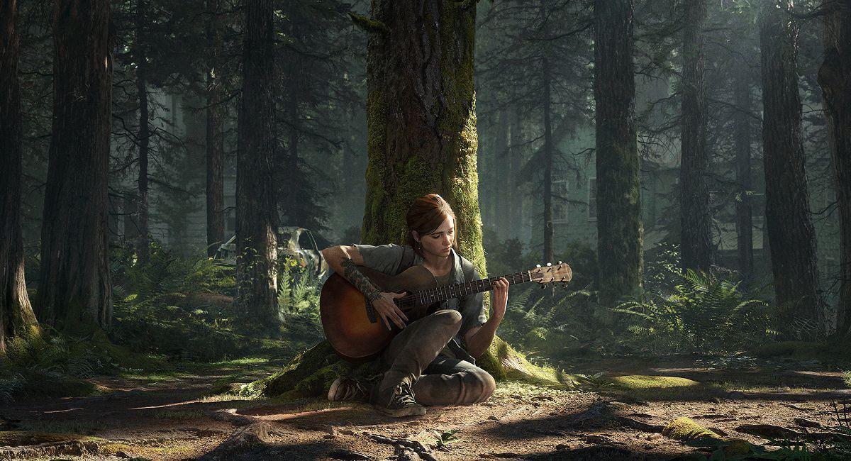 The Last of Us Part II будет работать на PS5 в 60 FPS /фото Naughty Dog