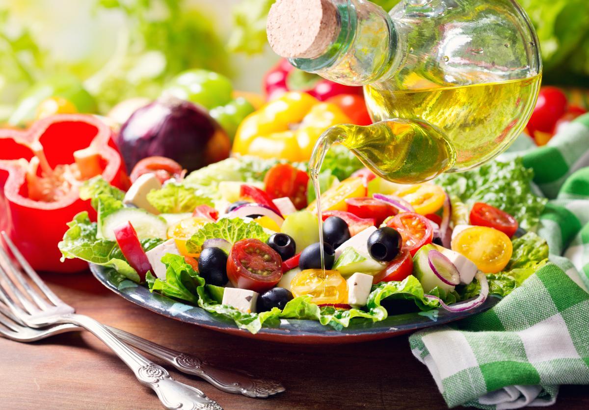 Рецепт греческого салата / фото ua.depositphotos.com