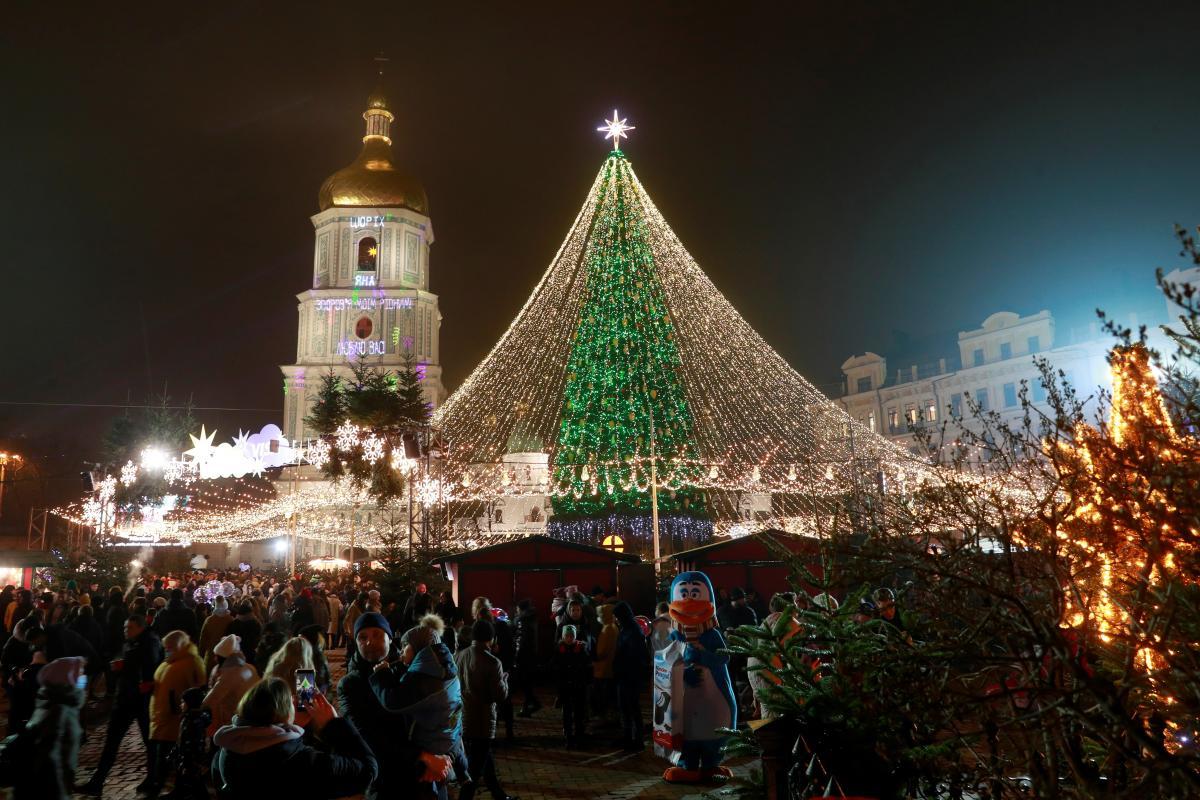 Синоптик дал прогноз на 31 декабря-1 января / фото REUTERS