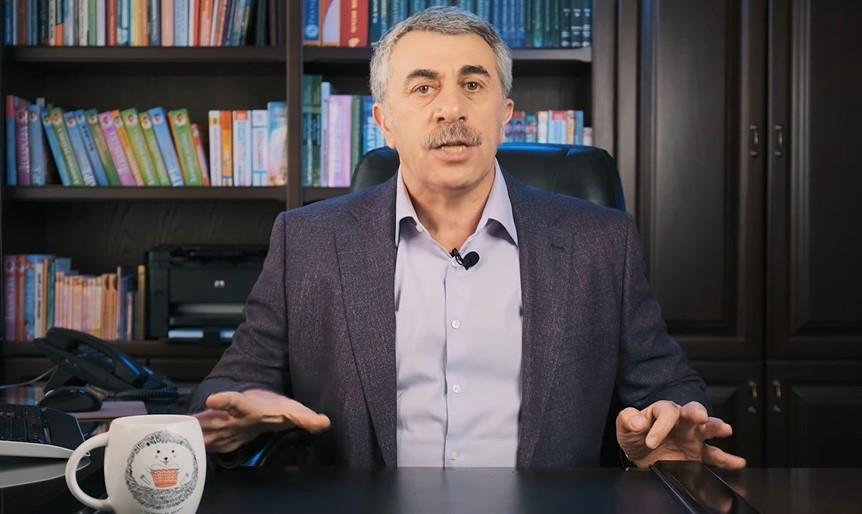 Комаровский прокомментировал появление нового штамма коронавируса / УНИАН