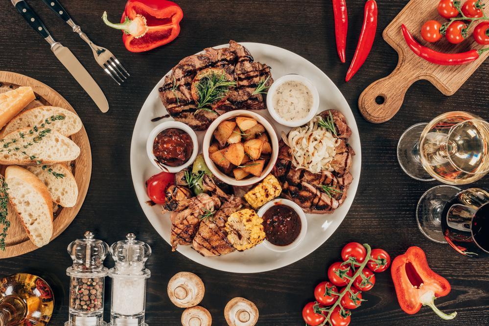 Горячие блюда на Новый год / фото ua.depositphotos.com