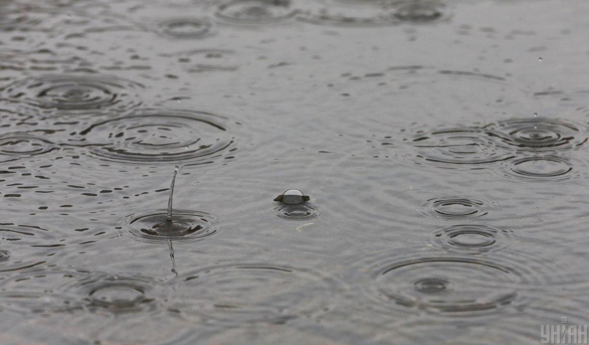 Сьогодні на Закарпатті очікуються зливи / фото УНІАН