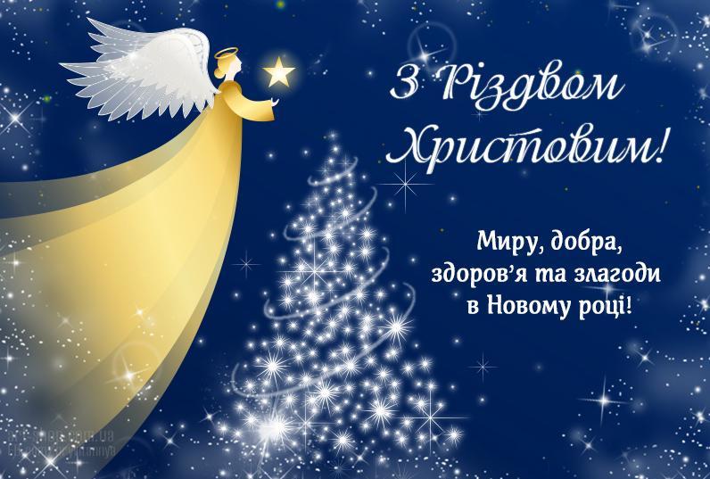 З Різдвом Христовим 2021 / фото art-shop.com.ua