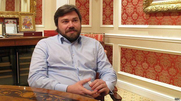 Икона из Луганска - СМИ отследили связь миллиардера Малофеева со скандальным подарком Лаврову / bbc.com