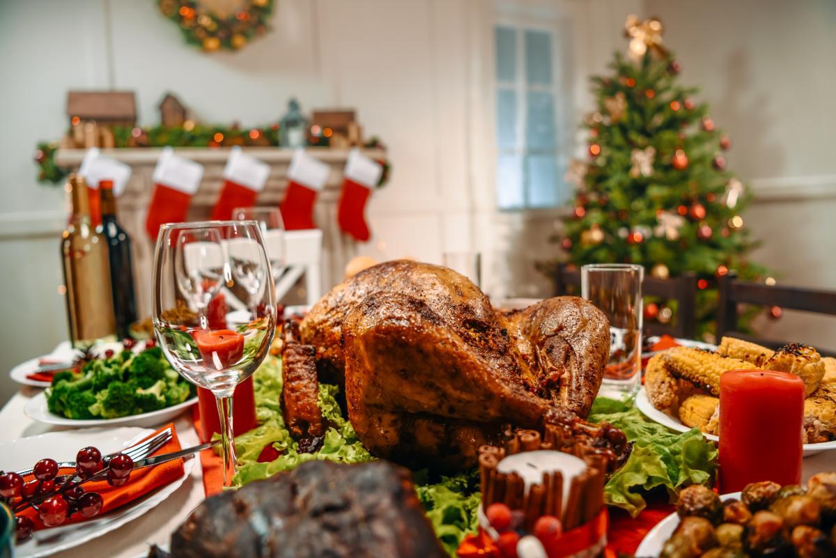 Праздничные блюда на Новый год 2021 - лучшие рецепты / фото ua.depositphotos.com