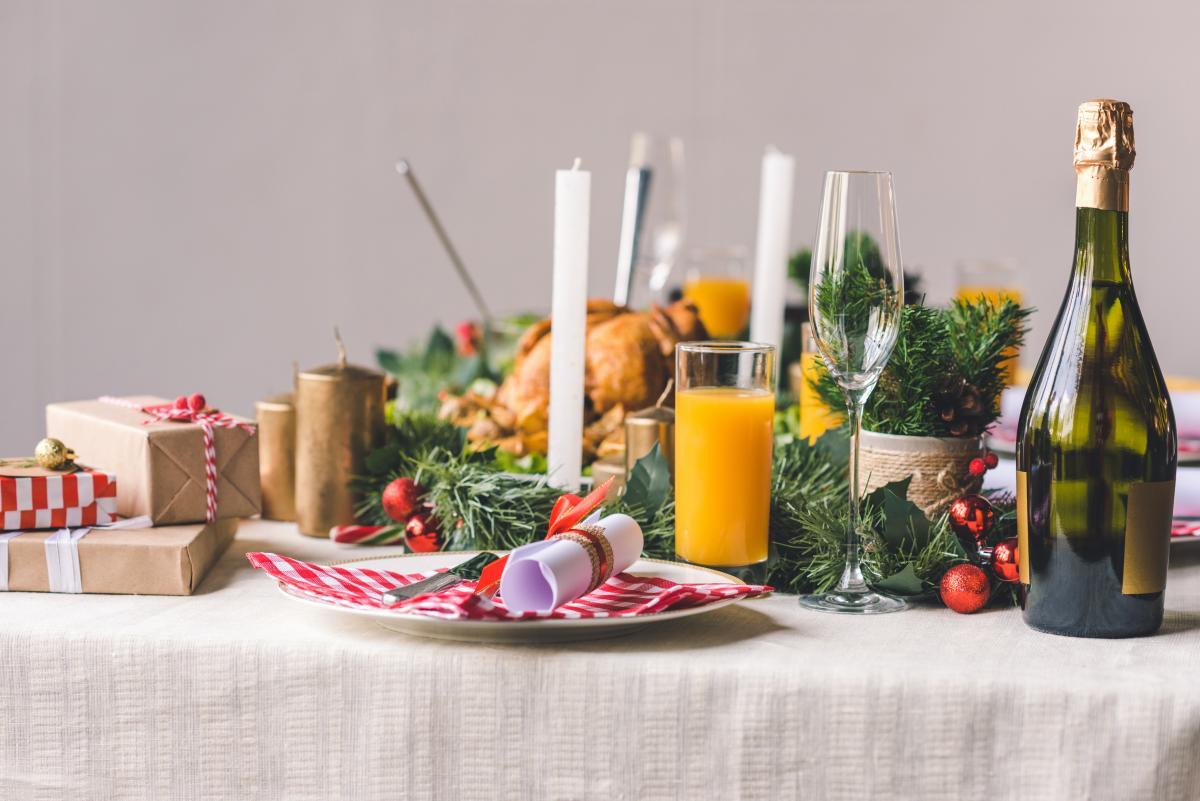 Рецепты блюд на новогодний стол 2021 / фото ua.depositphotos.com