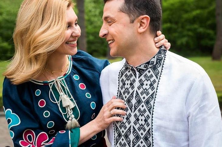 Зеленский второй срок - первая леди рассказала, обсуждал ли президент с ней решение / instagram.com/olenazelenska_official