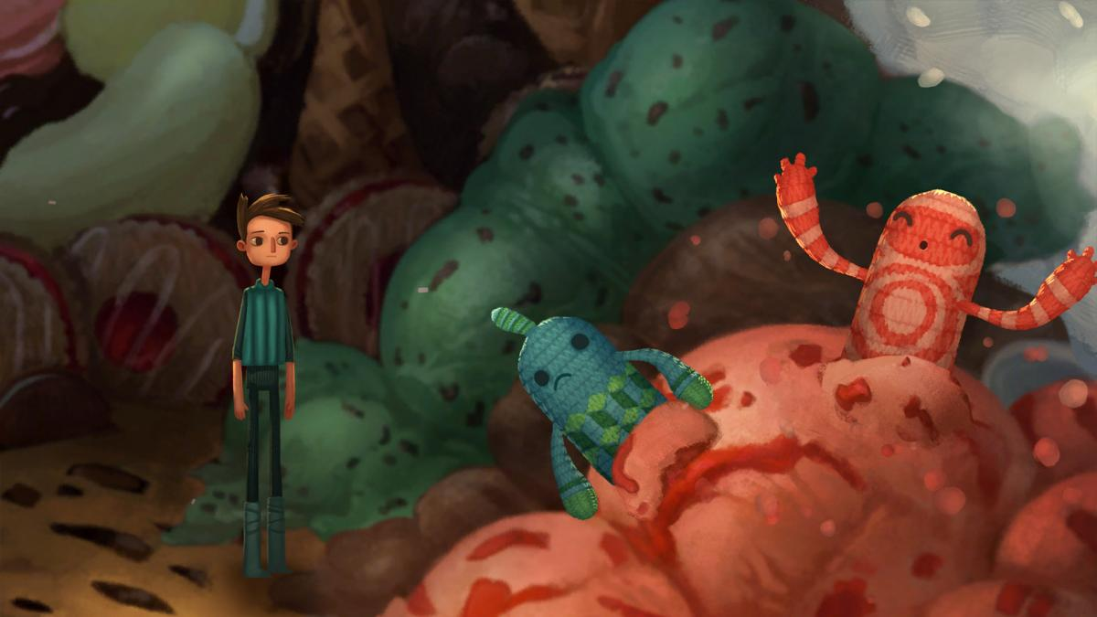 Broken Age / фото Double Fine Productions