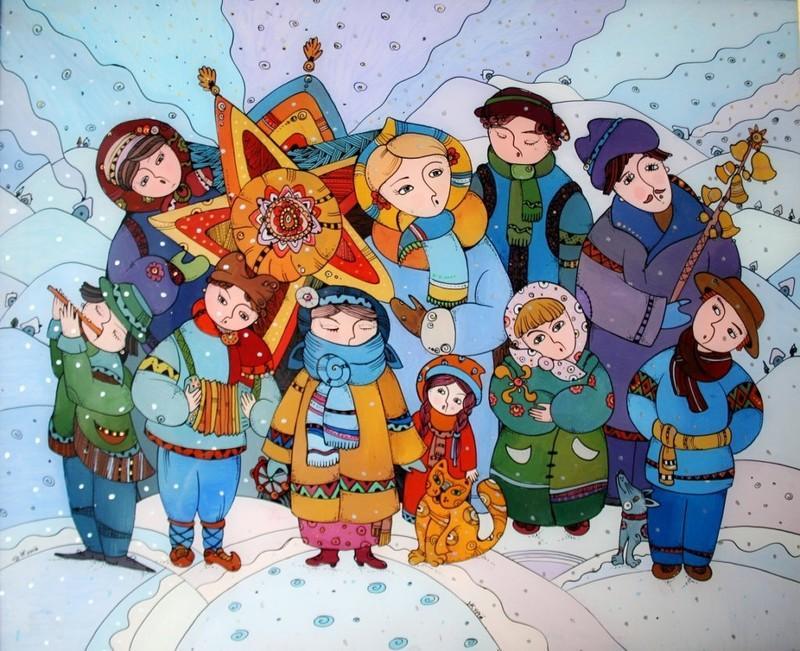 Традиции Старого Нового года / фото osvitanova.com.ua