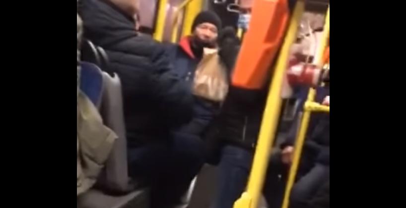 Один из пассажиров получил ранение / скриншот
