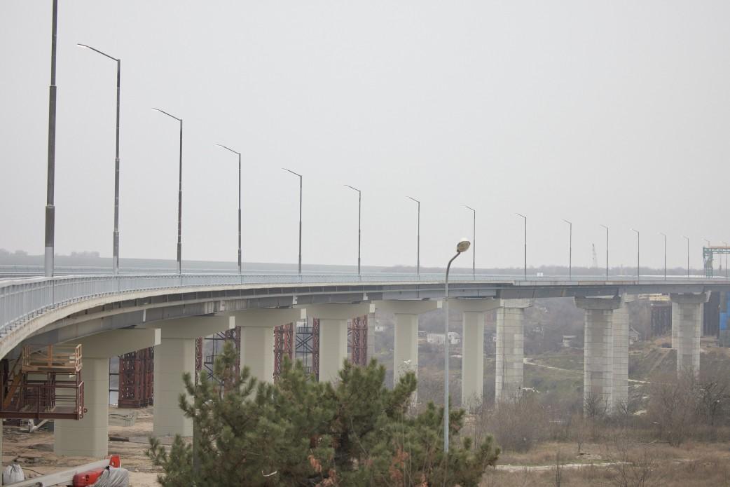 Таким мост показала пресс-служба ОП / president.gov.ua