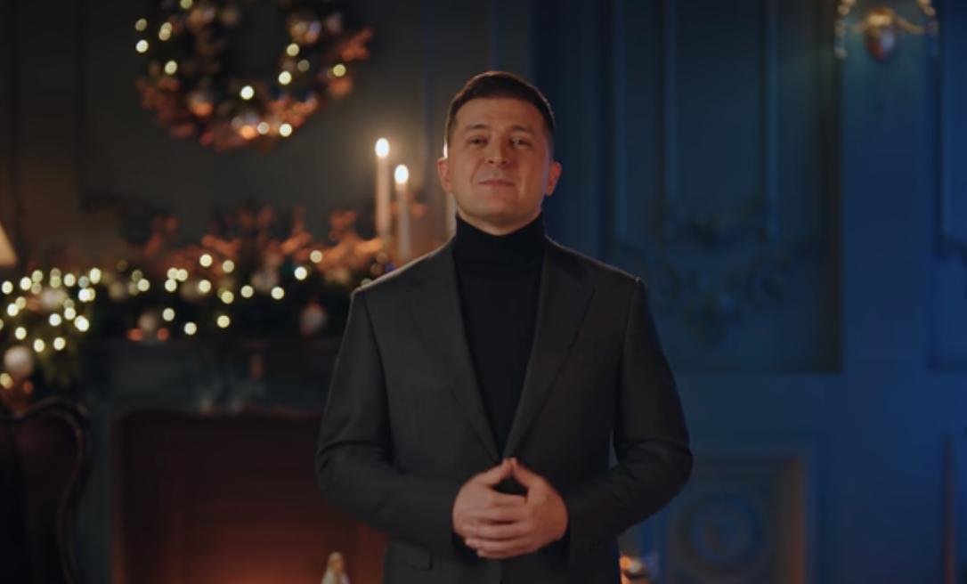 Президент обратился к согражданам / скриншот видео