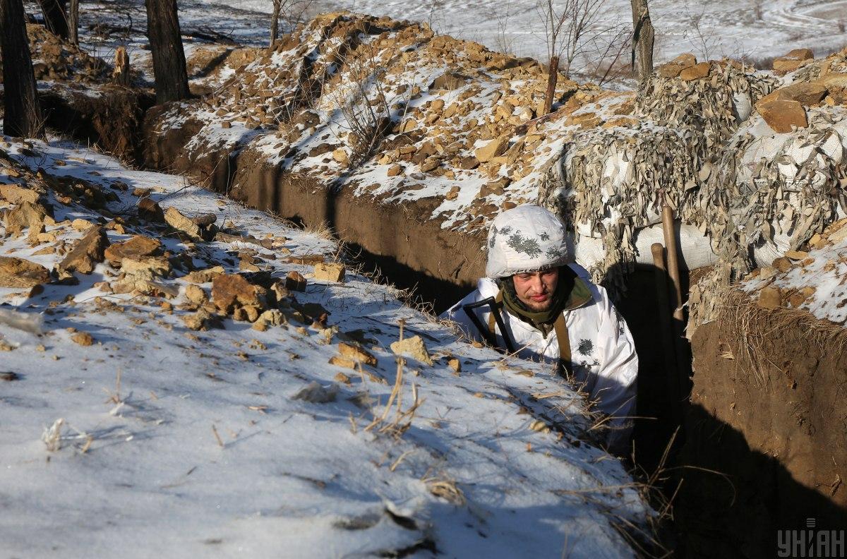 ООС новости - на Донбассе 4 раза обстреливали позиции ВСУ / Фото УНИАН, Анатолий Степанов