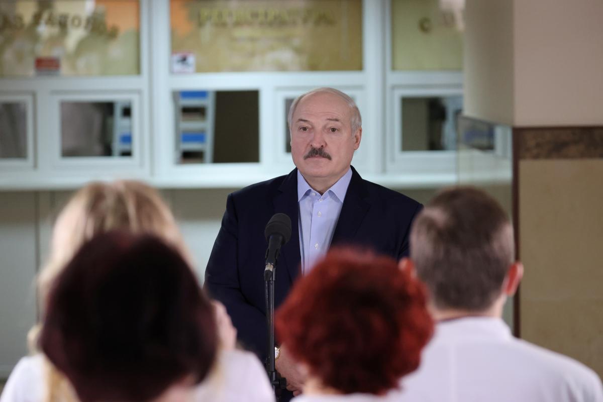 Александр Лукашенко / фото REUTERS