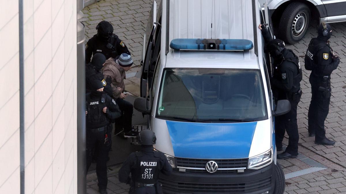 Стрельба в Берлине - полиция сообщила о 4 раненых / Иллюстрация REUTERS