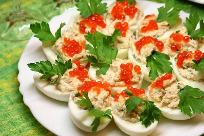 Закуски на Новий рік - найкращі рецепти / фото eat-me.ru