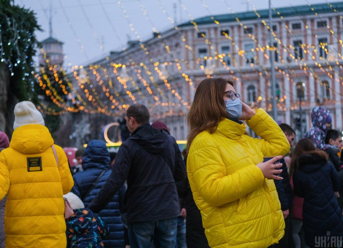 Почему коронавирус в Украине пошел на спад / фото УНИАН