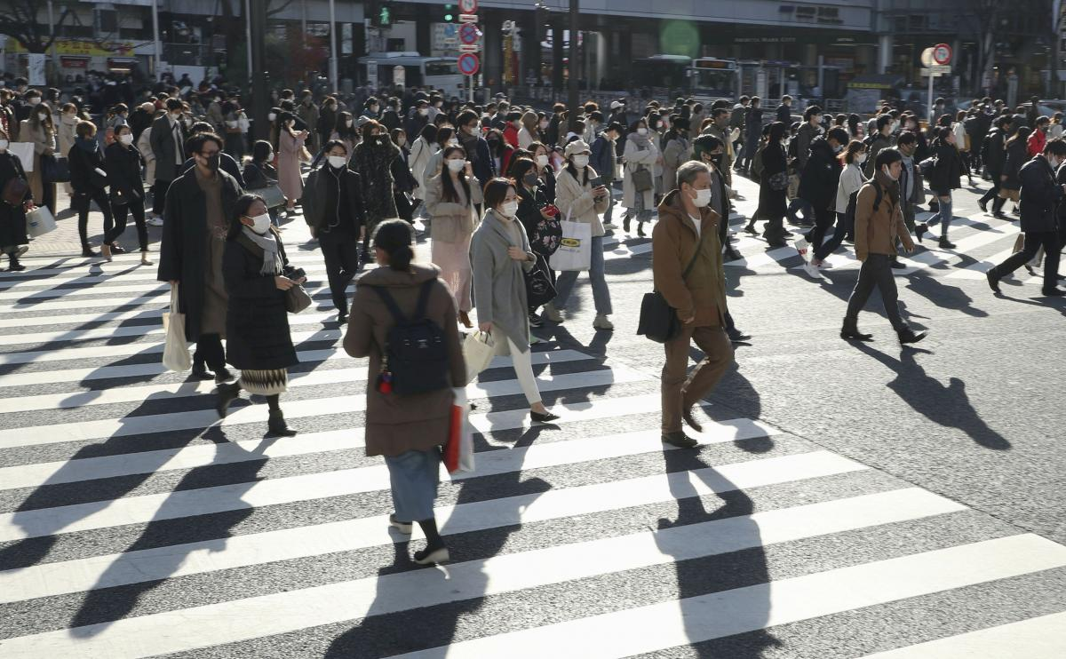 Япония ввела запрет на въезд в страну всех граждан всех стран мира из-за нового штамма коронавируса / фото REUTERS
