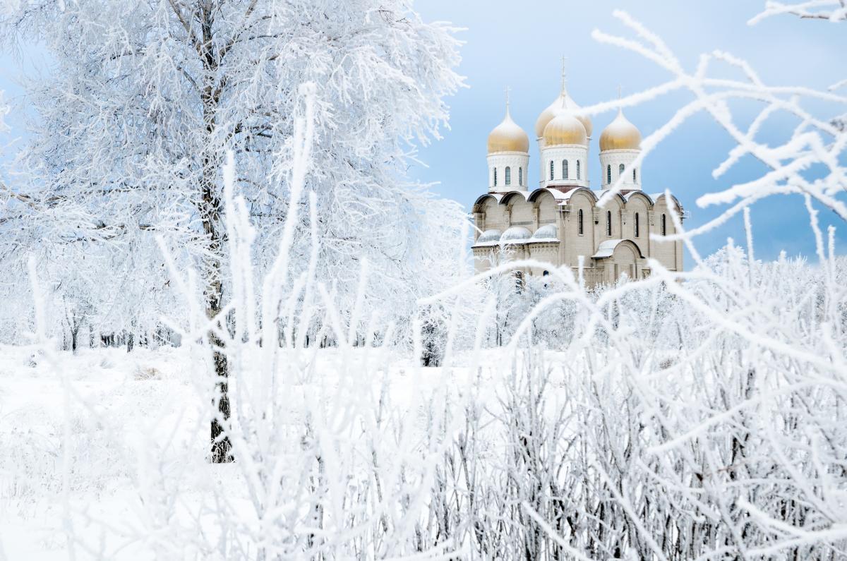 1 февраля церковь чтит память Святого Макария / фото ua.depositphotos.com