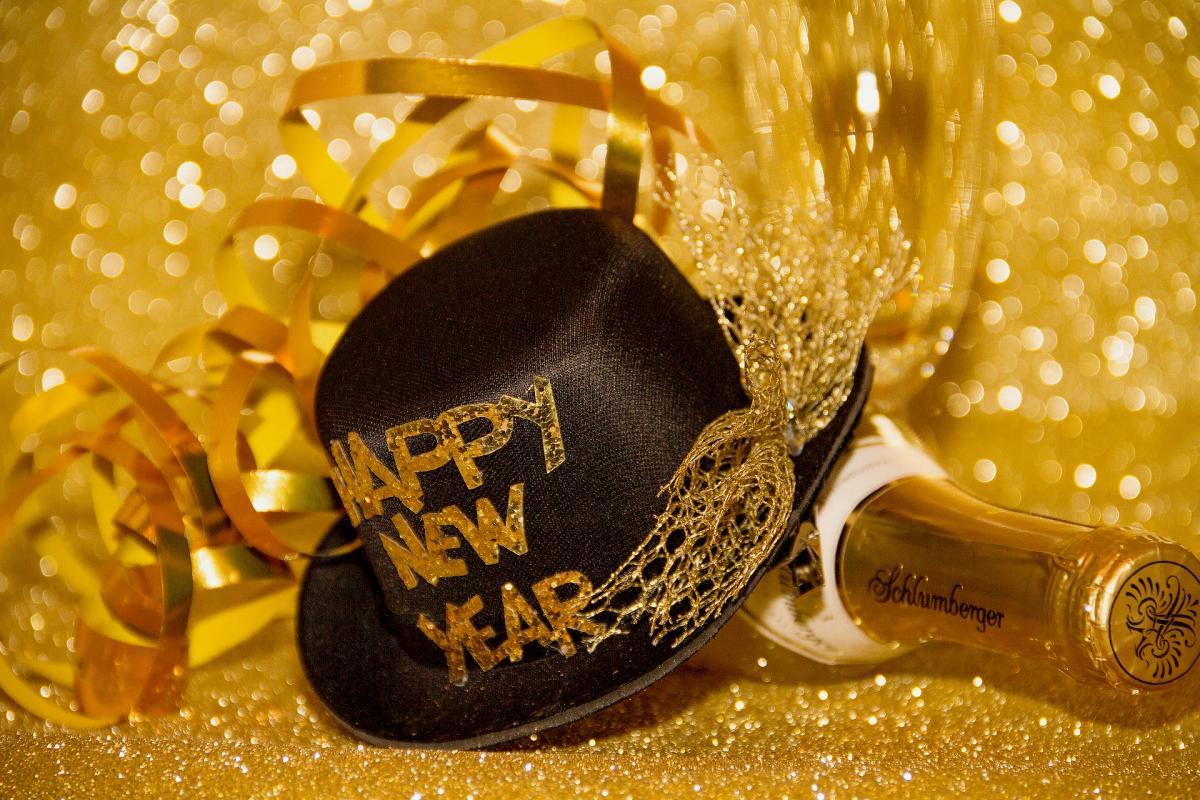 Поздравленияс Новым годом 2021 / фото pixabay.com