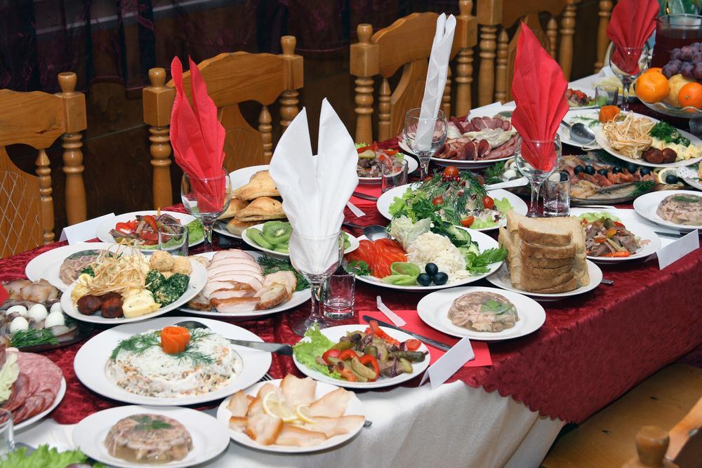Харчування на Новий Рік 2021 / фото ua.depositphotos.com