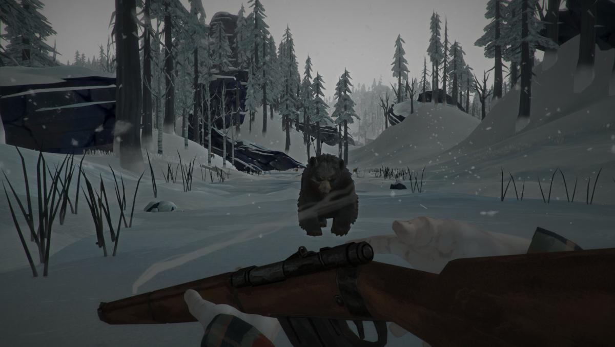Лучший симулятор выживания - The Long Dark / фото Hinterland Studio