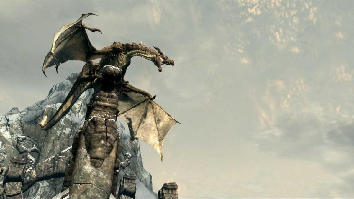 The Elder Scrolls V:Skyrim /скриншот