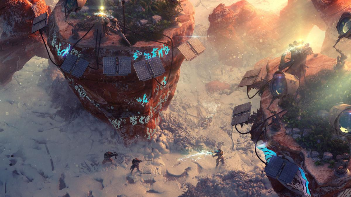 Wasteland 3 / скриншот